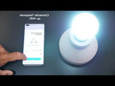 Comment associer une ampoule à Google Home ?