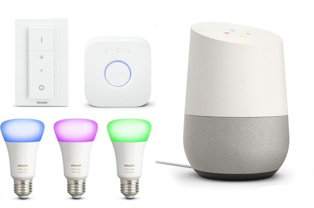 Comment associer une ampoule avec Google Home ?