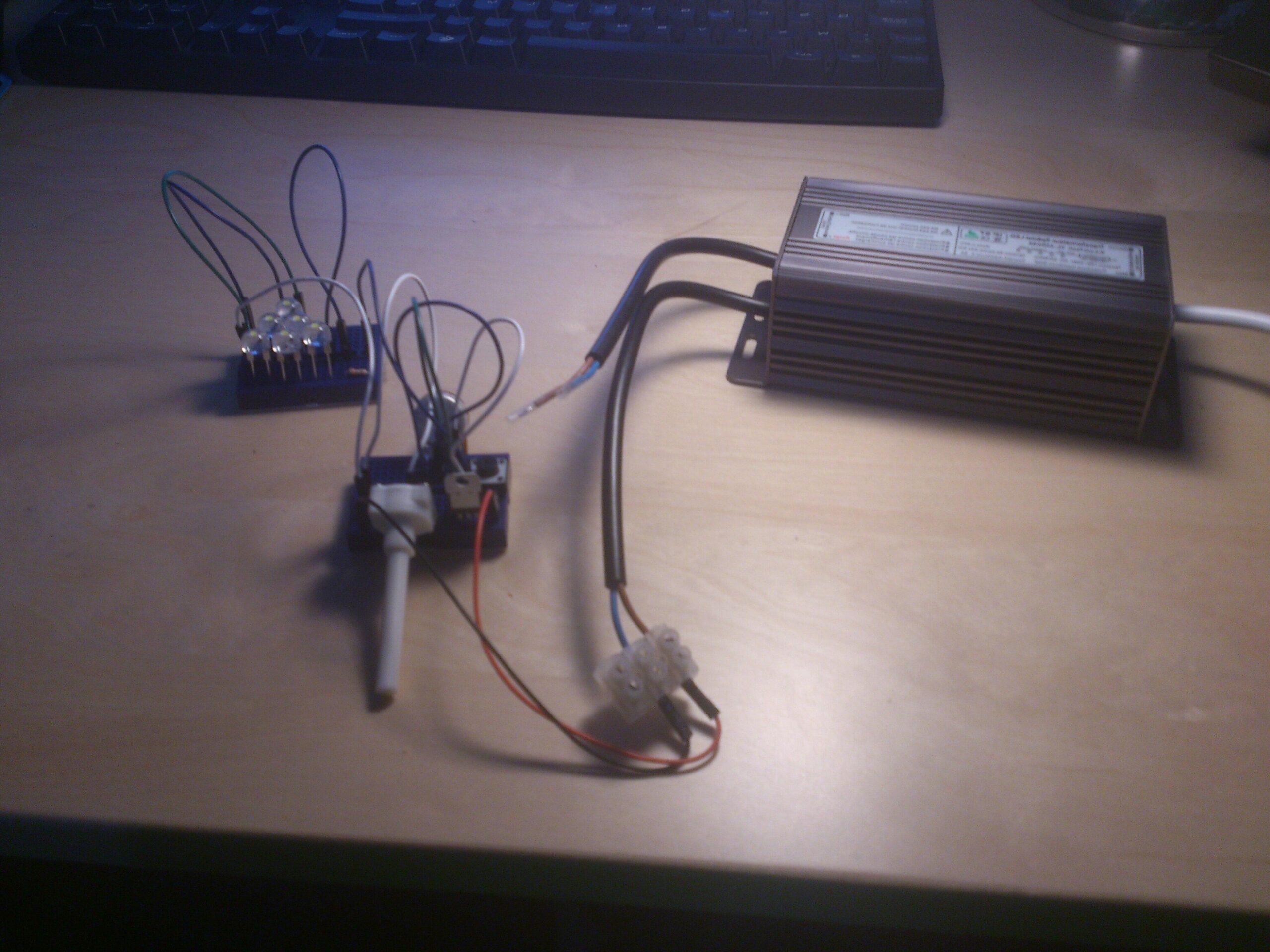 Comment atténuer la luminosité d'une ampoule LED ?