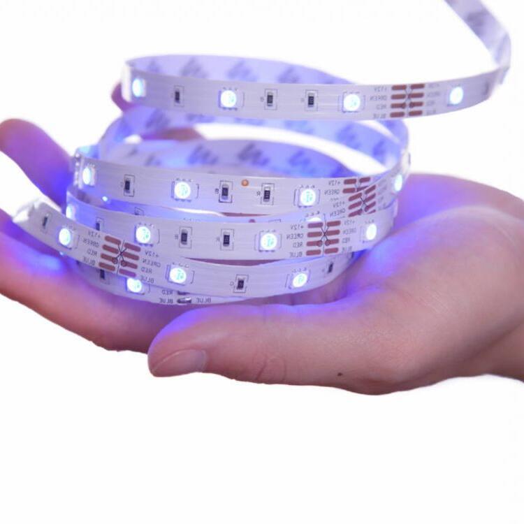 Comment connecter des LED couper ?