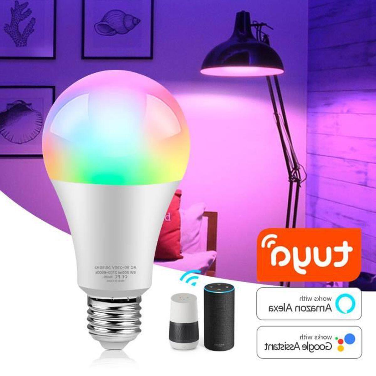 Comment connecter sa Smart LED ?