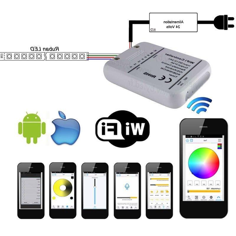Comment connecter ses LED en Bluetooth ?