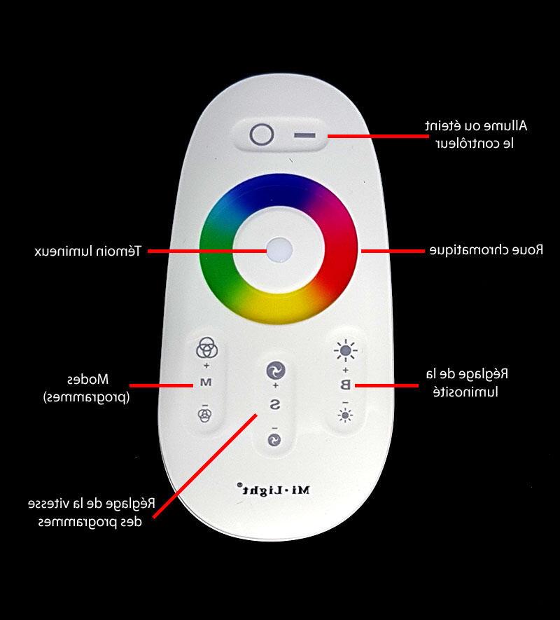 Comment connecter un ruban LED WiFi ?