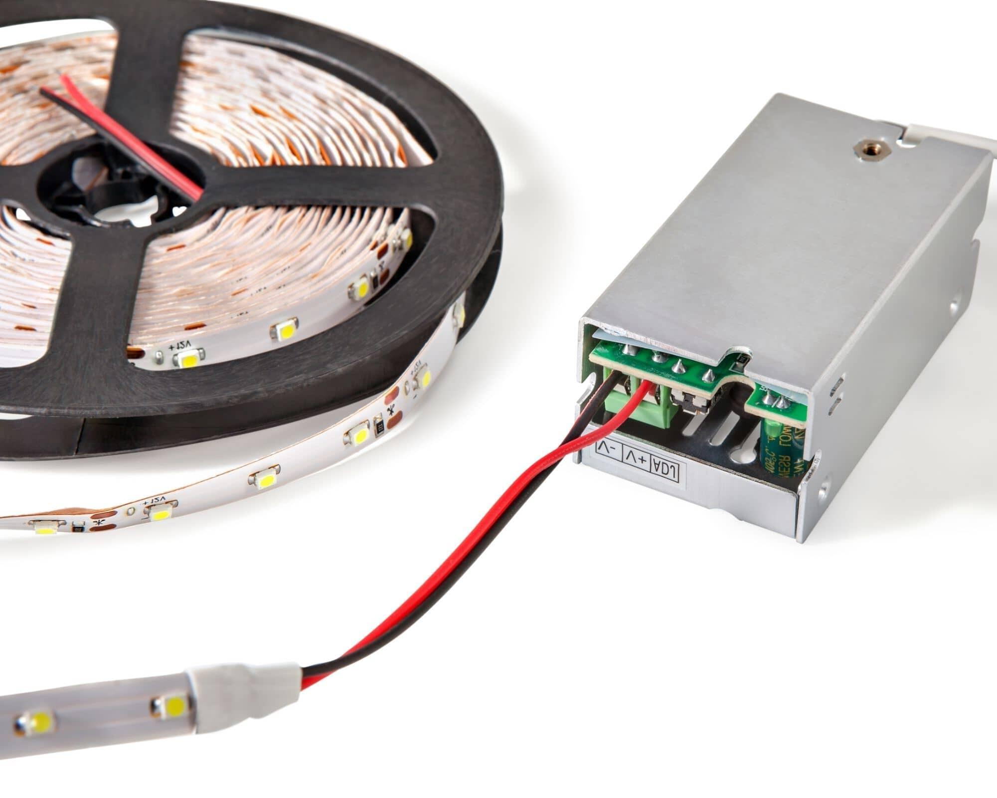 Comment connecter une télécommande à des LEDs ?