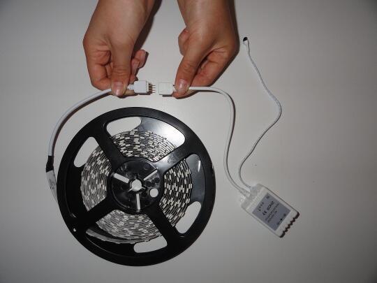 Comment faire marcher une télécommande de LED ?