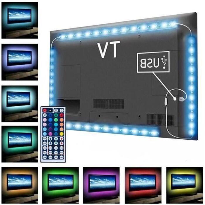 Comment faire si la télécommande des LED ne marche plus ?