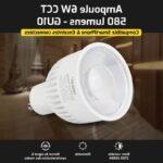 Comment installer des ampoules GU10 ?