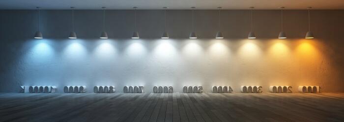 Comment régler l'intensité de la lumière ?