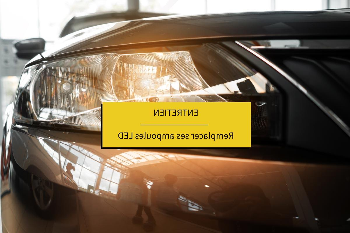 Comment savoir le type d'ampoule voiture ?