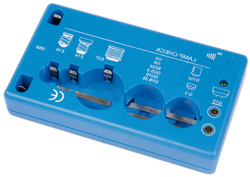 Comment tester une ampoule avec un ohmmètre ?