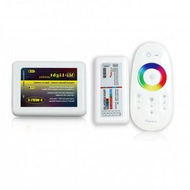 Comment utiliser la télécommande d'une LED ?