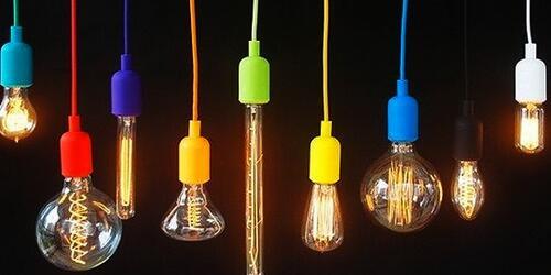 Grosse ampoule led vintage