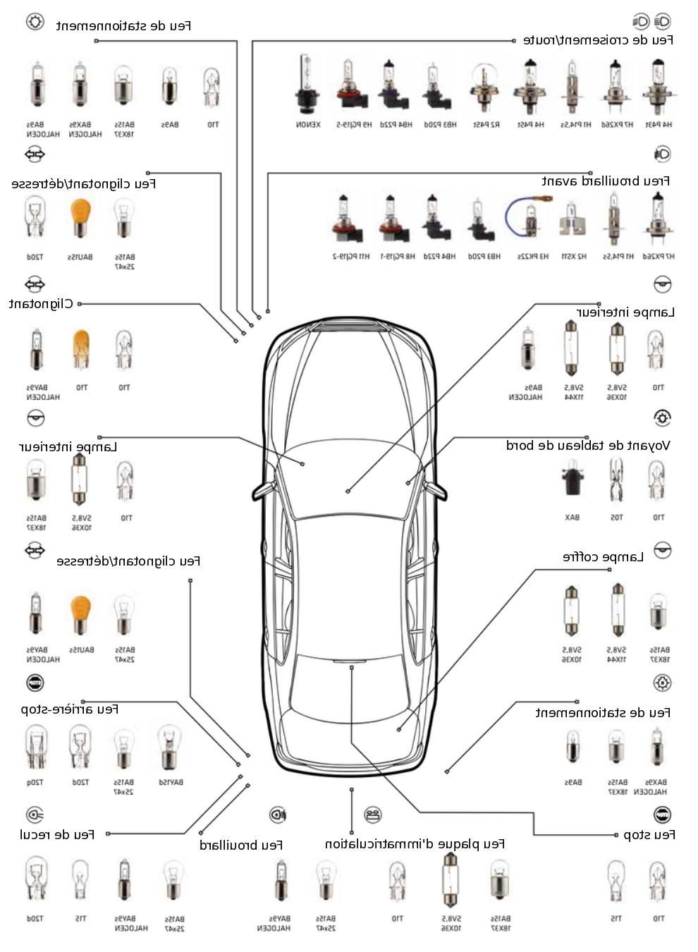 Quel ampoule LED pour voiture ?