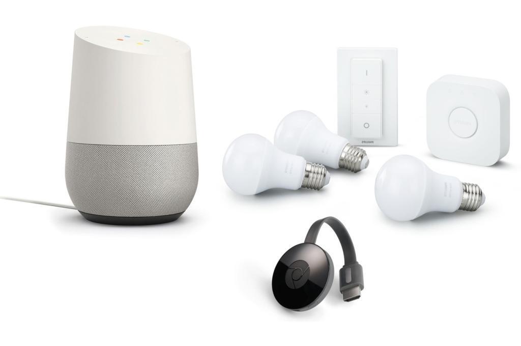 Quelle ampoule compatible avec Google Home ?
