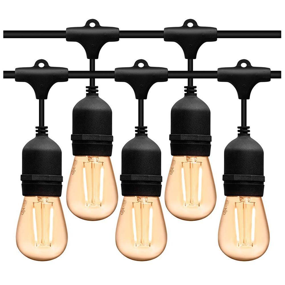 Quelle ampoule pour guirlande guinguette ?