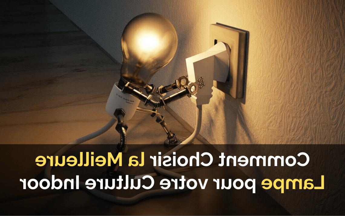 Quelle est la puissance d'une ampoule pour regarder la télévision ?