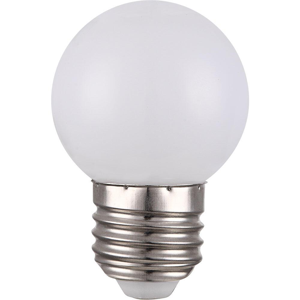 Quelle puissance lampe extérieure ?