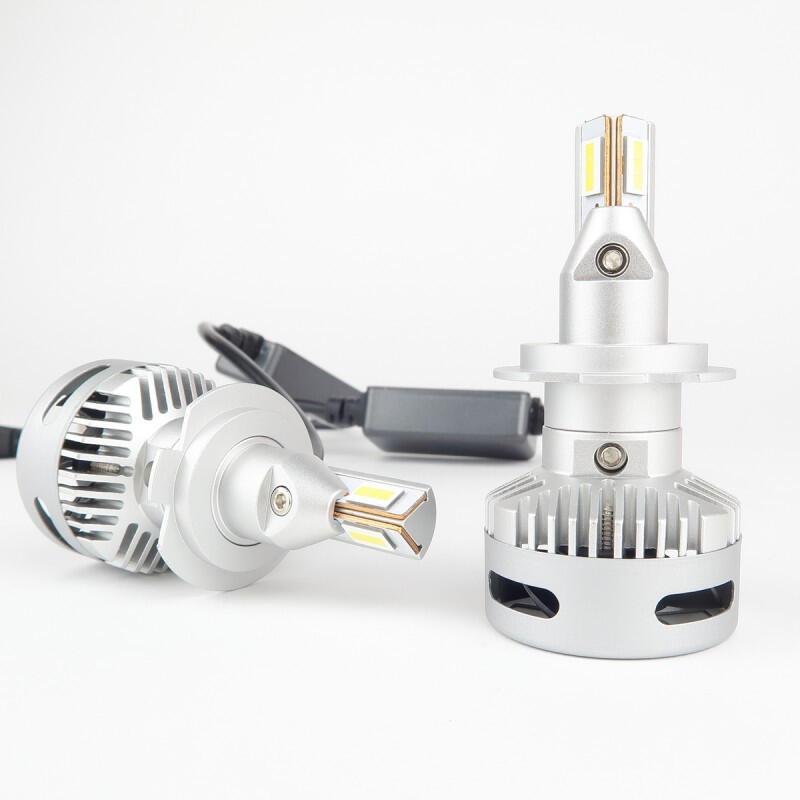 Quelles sont les meilleures ampoules H7 ?
