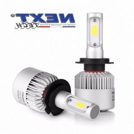 Ampoule led h7 ventilé