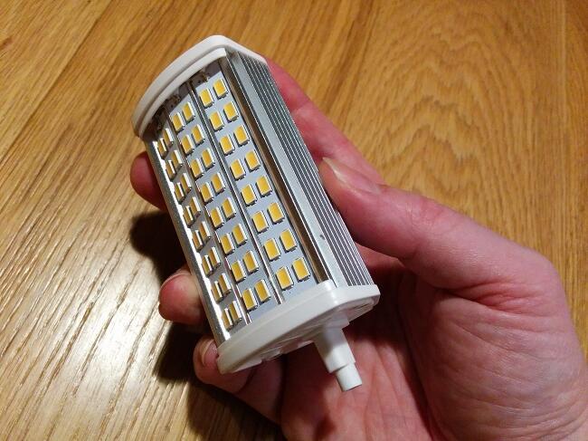 Comment changer une petite ampoule halogene ?