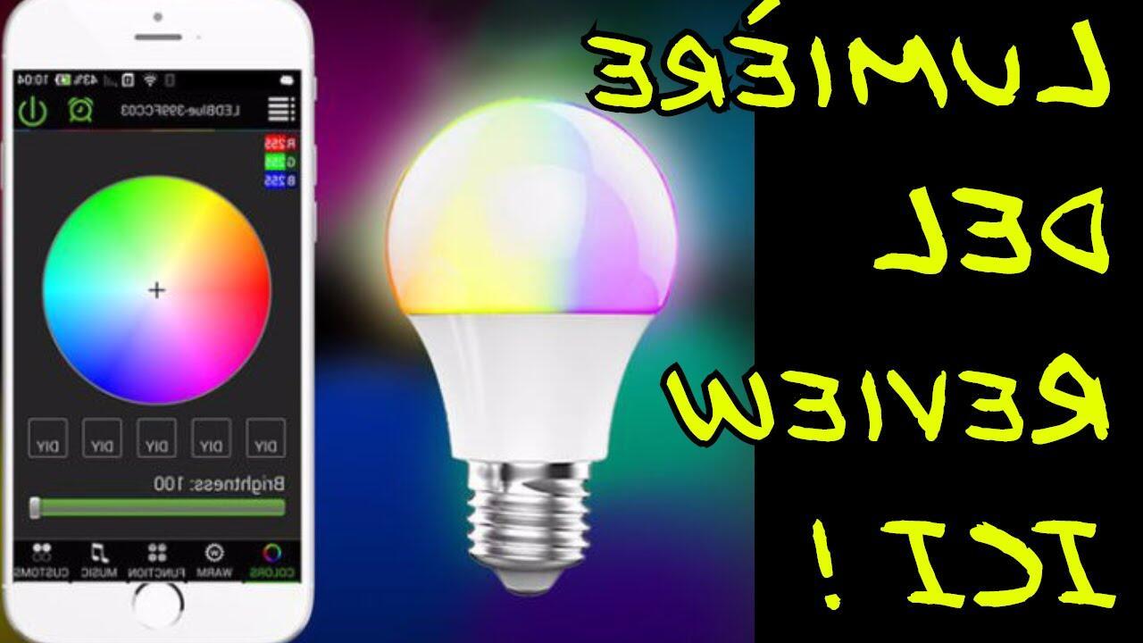 Comment faire changer la couleur d'une LED ?