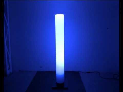 Comment fonctionne une lampe qui change de couleur ?