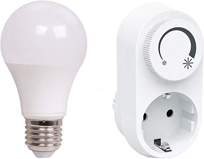 Comment tamiser une ampoule LED ?