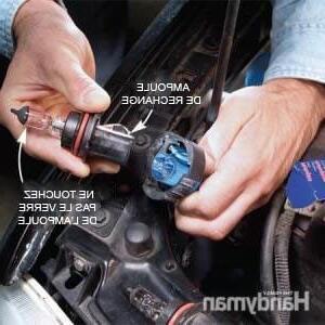 Comment tester une ampoule sans multimètre ?