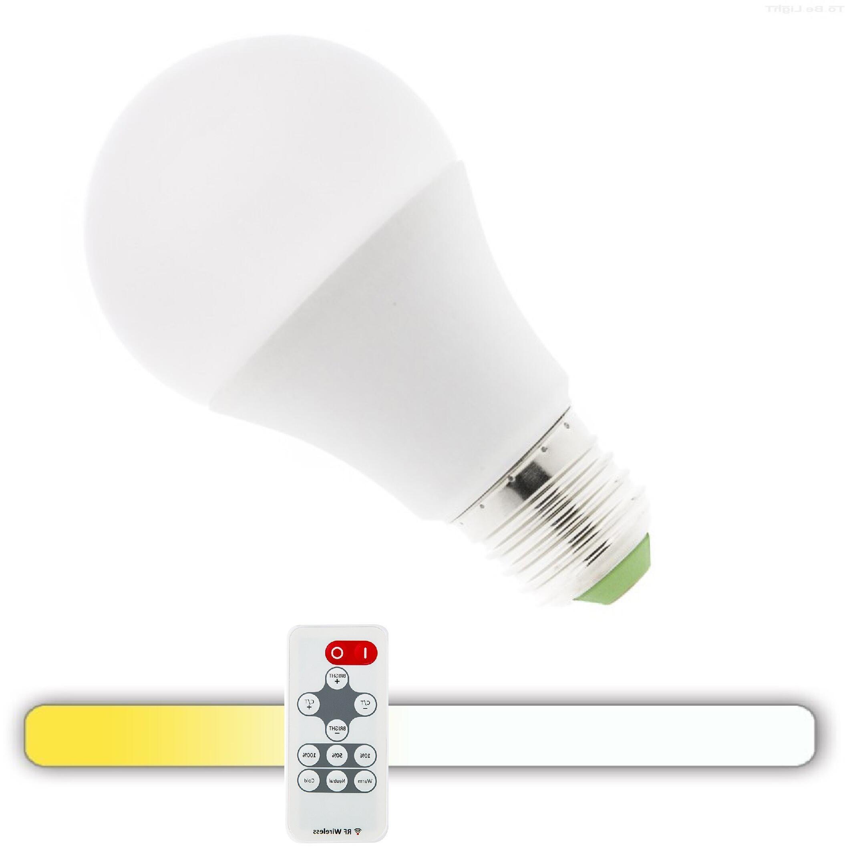 Où acheter des ampoules de couleur ?
