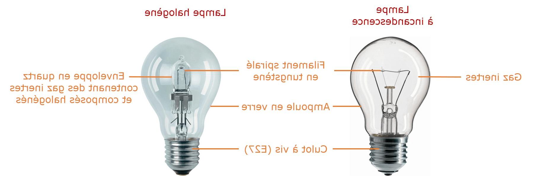 Pourquoi les ampoules halogènes sont interdites ?