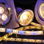 Quand une ampoule LED clignote ?