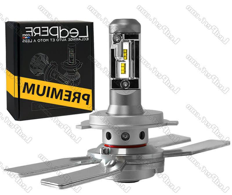 Quelle ampoule LED H4 moto ?
