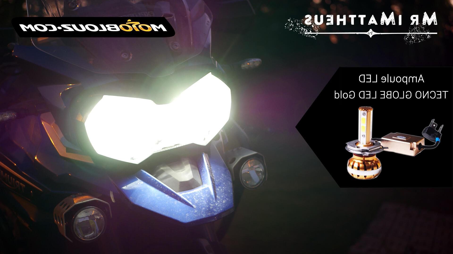 Quelle ampoule LED choisir pour moto ?