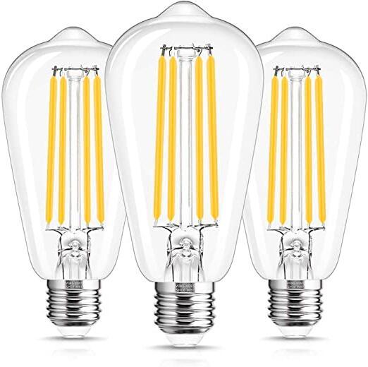 Quelle ampoule LED filament ?