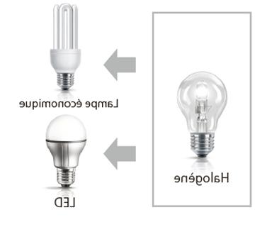 Quelle ampoule pour remplacer halogene ?