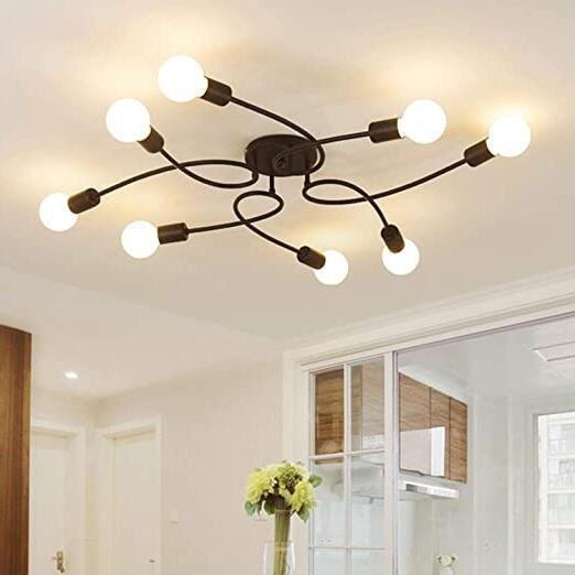 Quelle couleur d'ampoule pour un salon ?