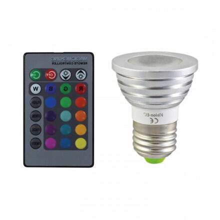 Quelle couleur de LED pour travailler ?