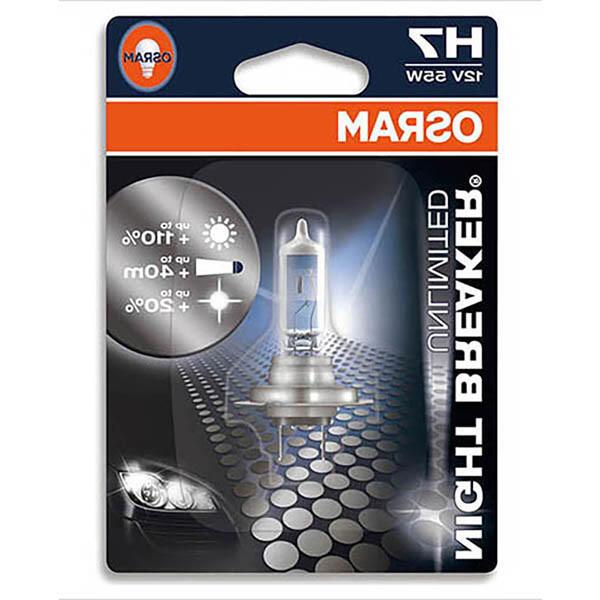 Quelle différence entre une ampoule h1 et H7 ?