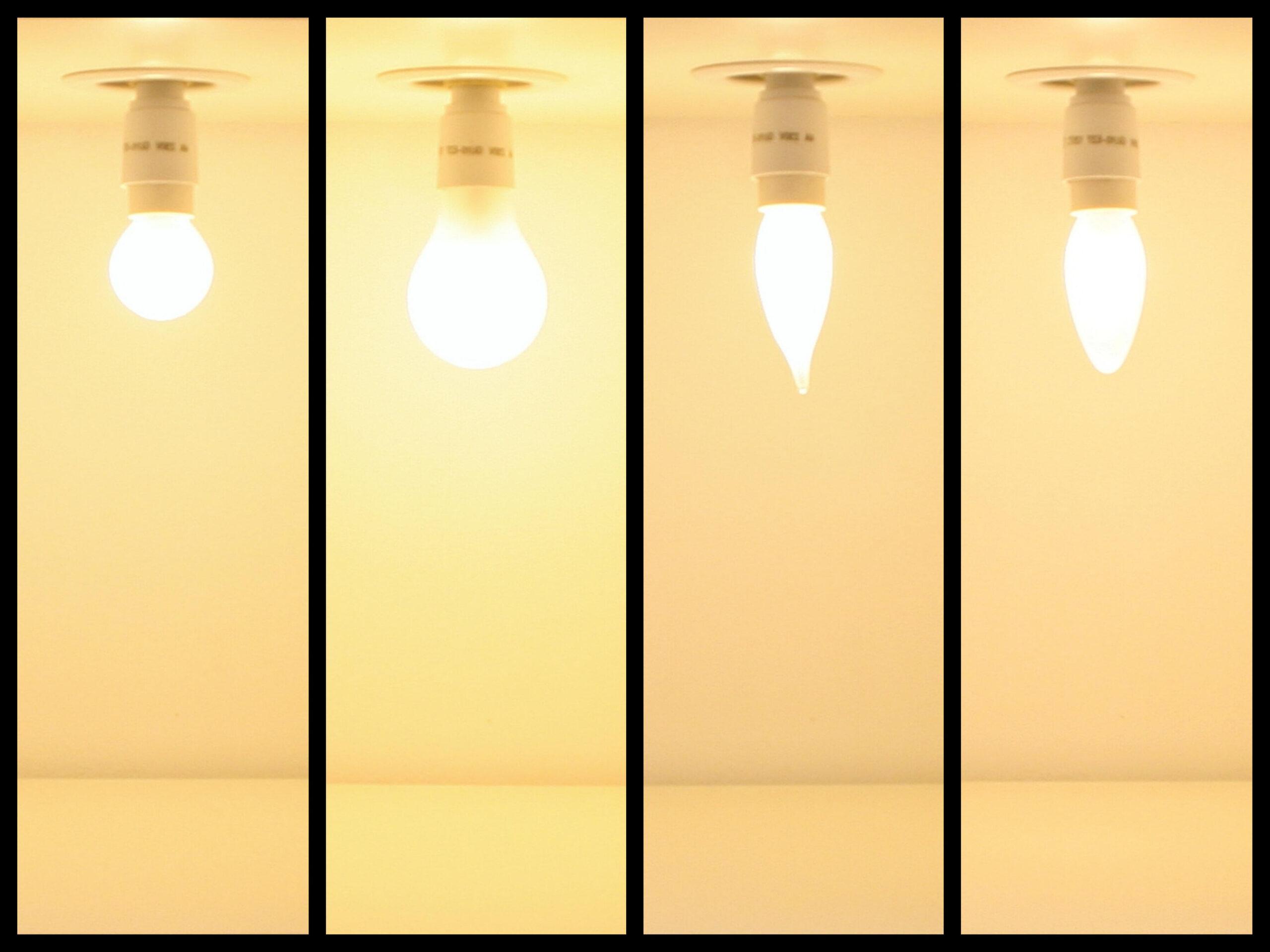 Quelle est la différence entre une ampoule LED et une ampoule normale ?