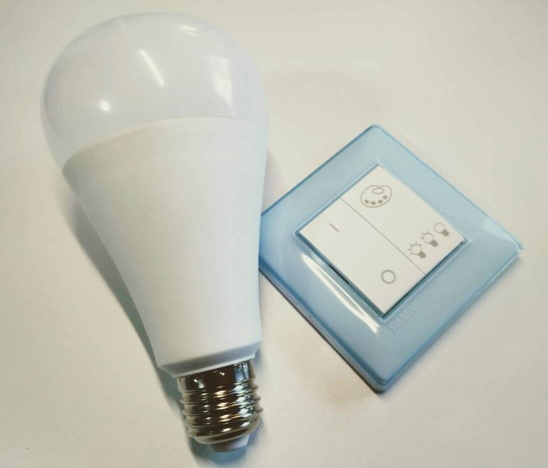Quelle marque ampoule connectée ?