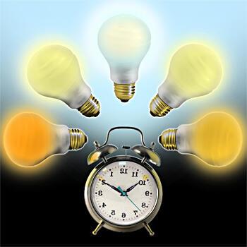 Quelle puissance d'ampoule pour une lampe de chevet ?