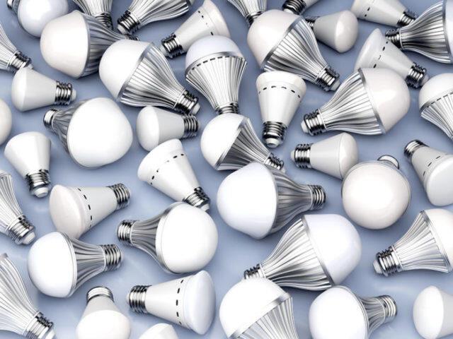 Quels sont les différents types d'ampoules utilisées actuellement ?