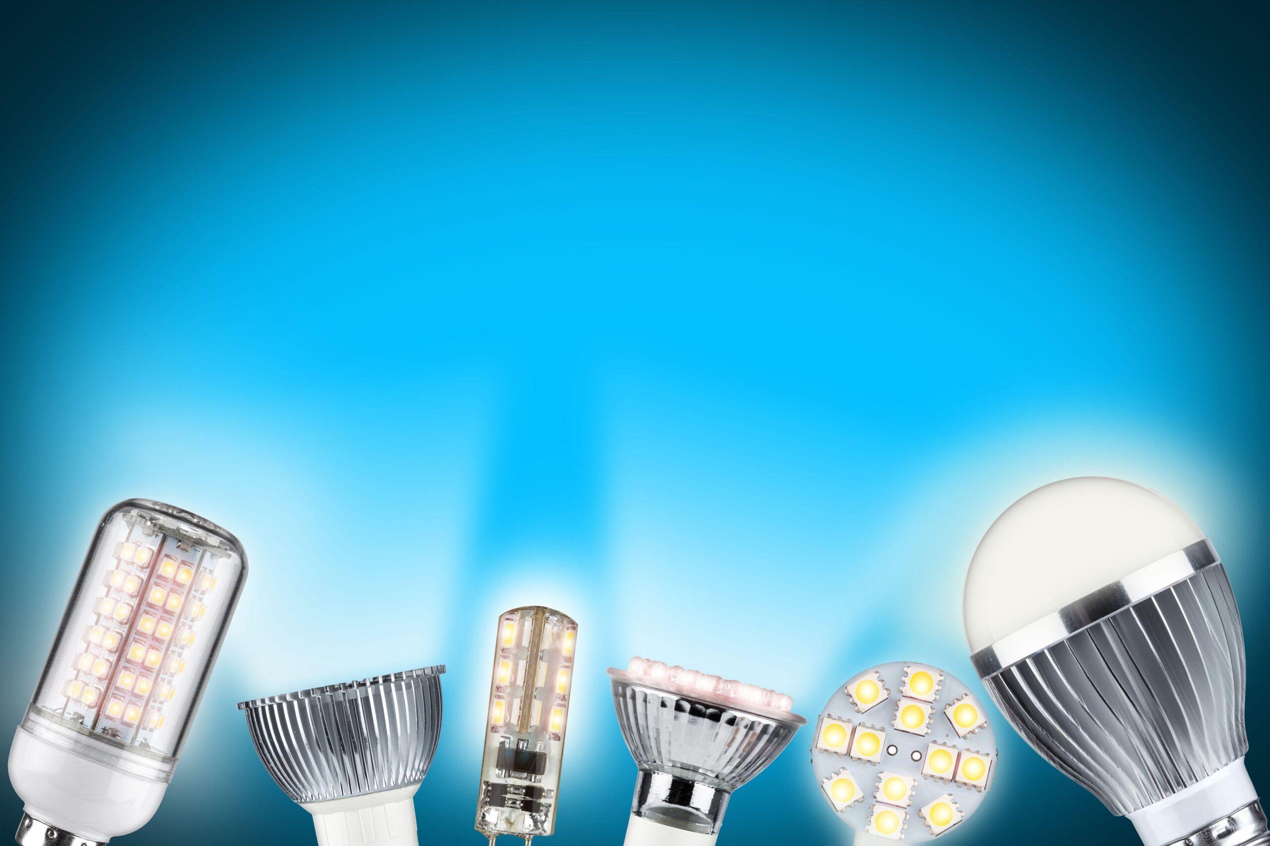Quels sont les différents types de LED ?