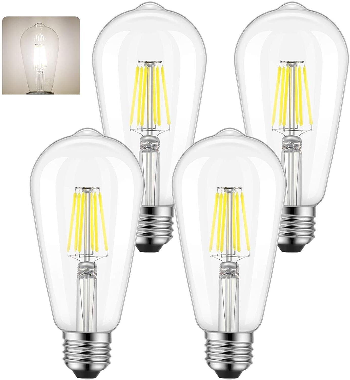 Ampoule led vintage dimmable