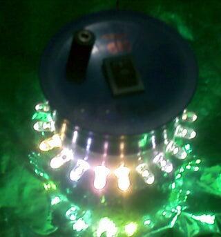 Comment faire fonctionner une ampoule avec une batterie ?