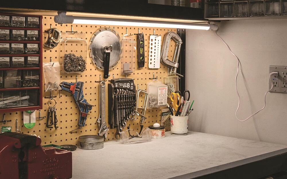 Quelle Eclairage à mettre dans un atelier ?