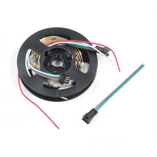 Quelle section de fil à utiliser pour un ruban à LED ?